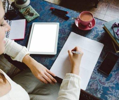 Rédiger un blog